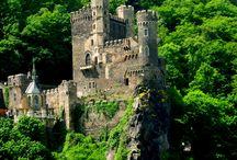 Castles / Places I've seen and been to!