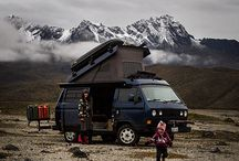 Inspirational Van Life Photos / These images will get you inspired to live in a van or to go travel the world.