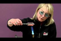Blowing glass / by Kitty~ no pin limits )O(