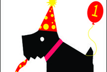 OUR 1st BIRTHDAY ! / It is Radley Collectors first birthday, so lets get in the party mood !