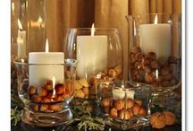 Centerpieces and accents