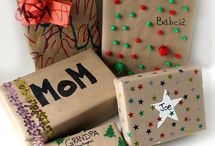 Gift wrappin ideas