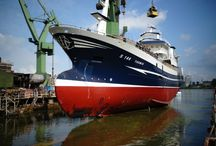 Double launching ceremony in Nauta Shiprepair Yard / July the 27th, 2017  saw the first double launch in the history of Nauta and the entire Polish shipyard industry.