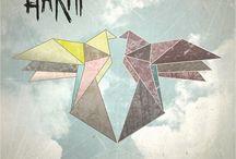 Siistejä kansia / Cool album covers