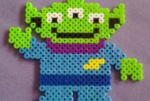 Hama Bead Patterns !