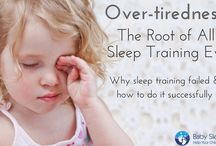 Sleep Baby Sleep / Tips & information on helping your baby (and you) get a good night's sleep