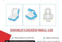 Double Locked Wall Lid