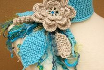 Crochet Scarves & Cowls / by Karen Strauss