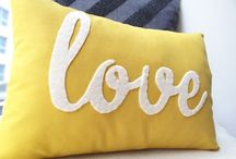 LOVE~FaBrIc / by Rebecca FALL Rader