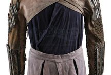 Arosh Costume