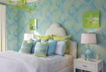Bedroom Colors / by TrasaBeth Feret