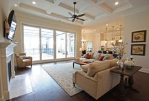 Future Home - Family Room / by Leslie @ LambertsLately.com