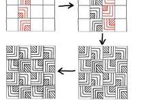 Doodle-Zentangle-Mandala