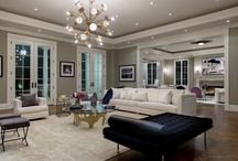 Transitional Interiors