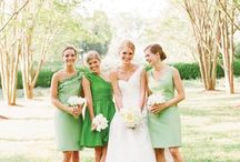 Green Wedding / by The American Wedding