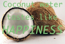 Love for Coconut Water / Coconut Water Crazy! Coco 21 is pure coconut water mixed with premium vodka in a ready to serve cocktail drink. Just serve, sip and repeat! This board captures all kinds of cool info related to coconut water. Comment to contribute, we'd love to have you!