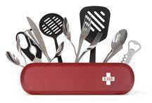 O--> Kitchen Gadgets