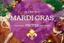 RECIPES: MARDI GRAS