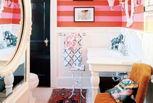 Bathrooms / by The Lovely Nest