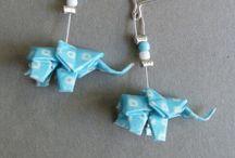 gioielli origami