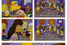 The Simpsons. / by Kate De Iuliis