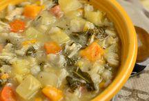 Soup/Stews / by Cheryl Terrance