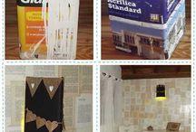 Recycled Reused Repurposed Decor Ideas