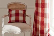 Rich Reds / Red adds richness and warmth to any room and makes features pop.... we have so many to choose from we can't choose our favourite