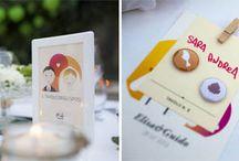 Wedding Segnatavoli