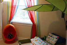 Paora's room
