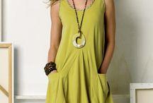Wykroje damskie / wykroje i tutoriale na odzież damską