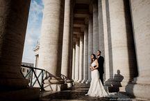 Posboda en Roma - Alberto y Myriam / Estas son algunas de las fotografías de la posboda de Alberto y Myriam en Roma.