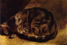 Pierre-Auguste Renoir / by Marilynn Conforzi