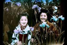 NIhon Post-it / Japan in the Meiji era