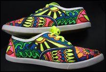 Shoe creating