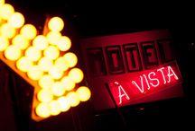 Motel à Vista / Fotos da Banda