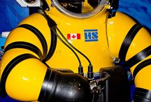 Armosphere Diving Suits