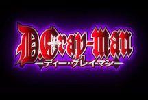 D-Gray Man / Pics from the anime D-Gray Man