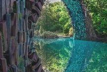 Niesamowite zdjęcia . Iluzja .
