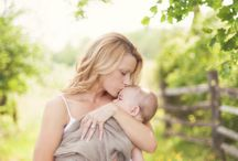 Newborn Outdoor Session