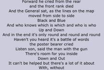 Pin Floyd Lyrics