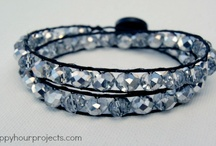 Diy jewelry / Diy jewelry or pics for inspiration / by Candy Coffie