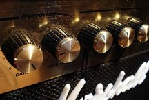British Amplifiers / by James Towner