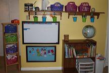 Homeschool Classroom / by Ashley Paramore