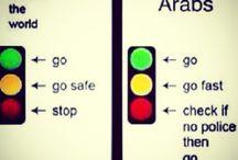 Arab problems! I know them. I'm Arabic