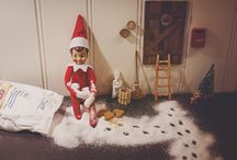 "Bling ""our elf on the shelf"""