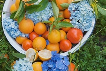 Wedding {summer citrus}