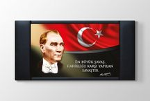 Makam Odası Panoları / Makam, Ofis, Müdür ve tüm kurumsal mekanlarda kullanılan Atatürk Resimli Makam Arkalığı Fonu ve Panoları  https://www.tabloshop.com/makam-odasi-panolari