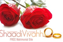 Shaadivivahh Get Married Community / http://www.Shaadivivahh.com/ Martimony Martimonial is Completely FREE Matrimony Website, Marriage Website, Indian Matrimonial, Partner Search, Free Matrimonial Site, Marriage Bureau Website Match Making Search by Caste, Religion, Location and Profession.