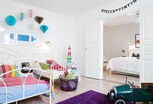 kids room .